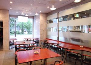 レストラン(朝食会場)