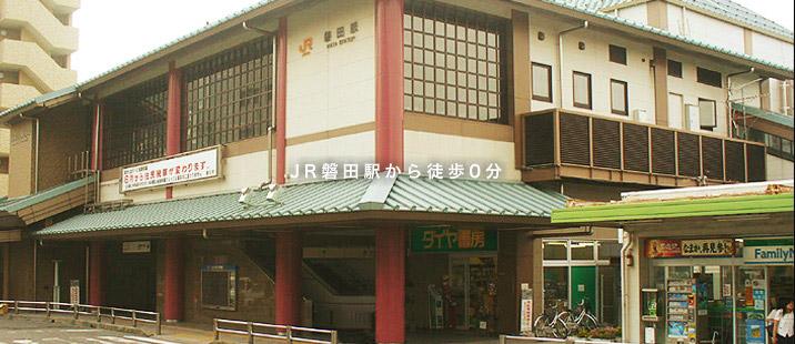 くれたけインいわた JR磐田駅から徒歩0分