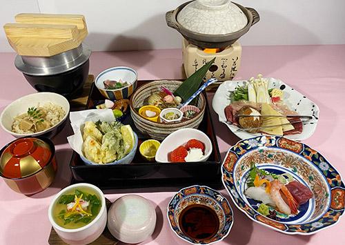 【祝-開業1周年-】〜レストランHACHIKUで京風料理を堪能する一泊二食プラン〜【貸切風呂付き】