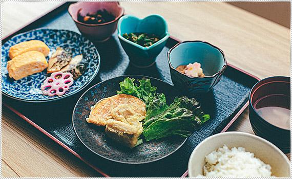 Point 2 京都のうまいもん朝食