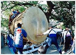 舞阪の大太鼓祭り