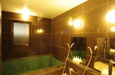 男女別浴場